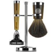 Набор аксессуаров для бритья Gentlemens Tonic Savile Row Set - Horn