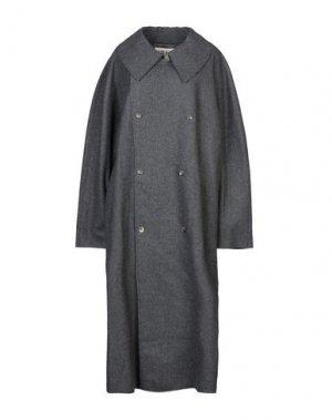 Пальто A.W.A.K.E. MODE. Цвет: серый