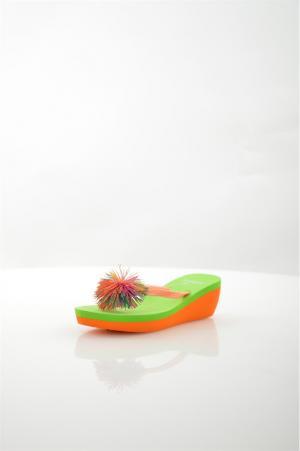 Шлепанцы De Fonseca. Цвет: разноцветный