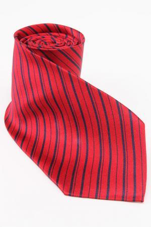 Галстук Basile. Цвет: красный, темно-синий