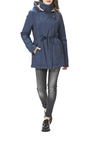 Куртка DIMMA. Цвет: синий