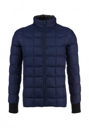 Куртка утепленная Camelot. Цвет: синий