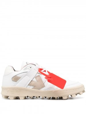 Mountain Cleats Zip Tie sneakers Off-White. Цвет: белый