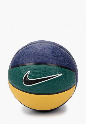 Мяч баскетбольный Nike LEBRON PLAYGROUND 4P. Цвет: разноцветный