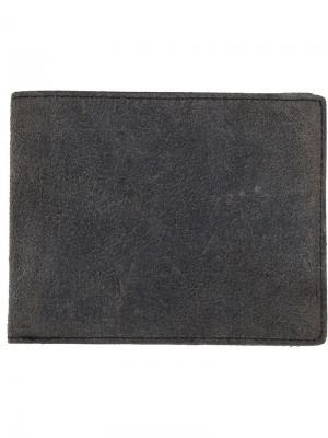 Складной бумажник Rag & Bone. Цвет: серый
