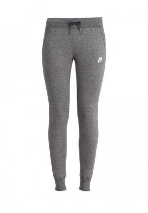 Брюки спортивные Nike Womens Sportswear Pant. Цвет: серый