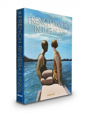 Книга French Riviera: Living Well Was the Best Revenge Assouline. Цвет: синий