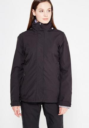 Куртка утепленная Regatta Calyn Str 3in1. Цвет: черный