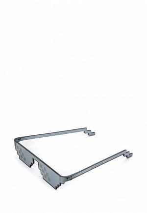 Очки солнцезащитные Maskbro DEAL WITH IT. Цвет: серый