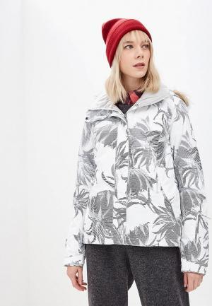 Куртка горнолыжная Roxy JET SKI. Цвет: белый