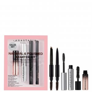 Natural and Polished Starter Kit (Various Shades) - Soft Brown Anastasia Beverly Hills