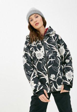 Куртка горнолыжная Billabong SULA JKT. Цвет: черный