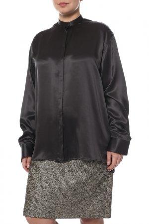 Блуза Haider ackermann. Цвет: черный