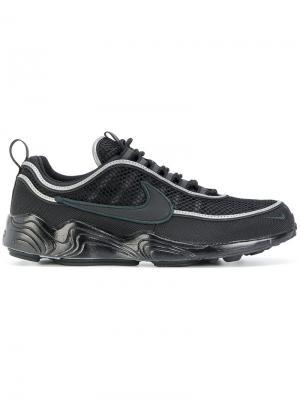Кроссовки Air Zoom Spiridon 16 Nike. Цвет: черный
