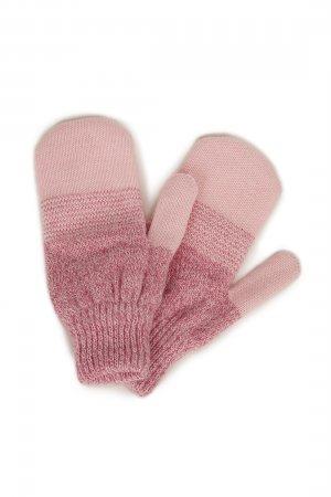 Варежки baon. Цвет: розовый