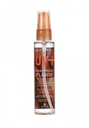Сыворотка для волос Alterna Bamboo Color Care UV+ Fade-Proof Fluide / Солнцезащитный защиты окрашенных, 75 мл