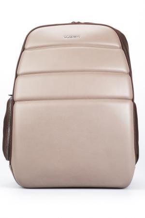 Backpack Giorgio Fedon. Цвет: light beige