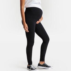 Комплект леггинсов для периода беременности LaRedoute. Цвет: серый