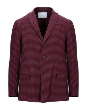 Пиджак AGLINI. Цвет: красный