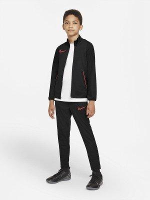 Костюм для мальчиков Dri-FIT Academy, размер 147-158 Nike. Цвет: черный