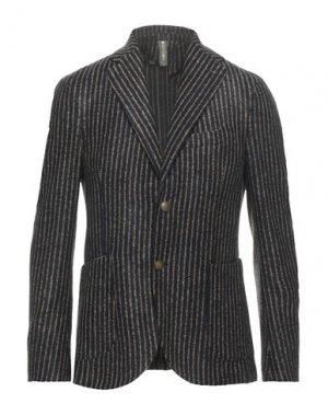 Пиджак MARTIN ZELO. Цвет: черный