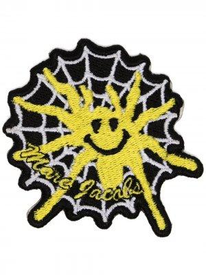 Нашивка с логотипом Marc Jacobs. Цвет: желтый