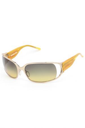 Очки солнцезащитные Christian Roth. Цвет: желтый