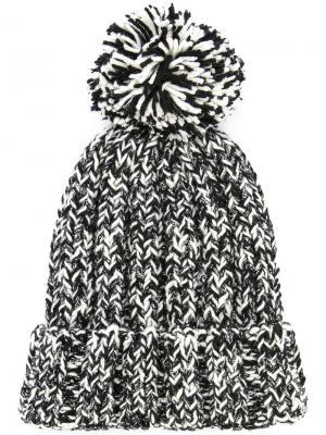 Шапка-бини Katerina Elbrus 0711. Цвет: черный