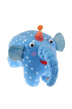 Игрушка мягкая Слон Ду-Ду Мульти-пульти. Цвет: голубой
