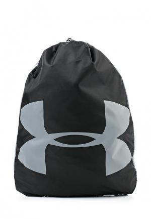 Мешок Under Armour UA Ozsee Sackpack. Цвет: черный