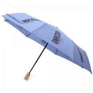 Зонт Moschino. Цвет: комбинированный