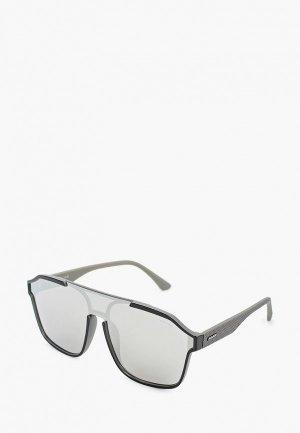 Очки солнцезащитные Police 497-2AHX. Цвет: серый