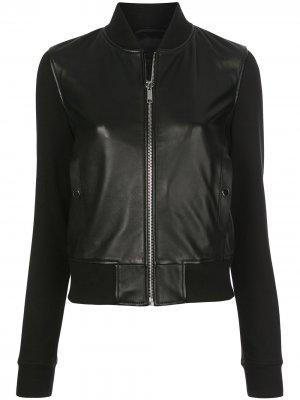 Куртка-бомбер Lee Lth Jkt. Цвет: черный