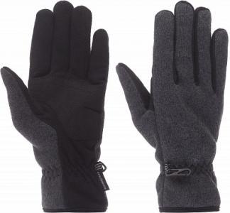 Перчатки Imagio, размер 9,5 Ziener. Цвет: серый