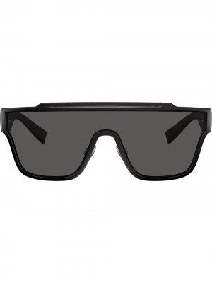 Солнцезащитные очки Viale Piave 2.0 Dolce & Gabbana Eyewear. Цвет: черный