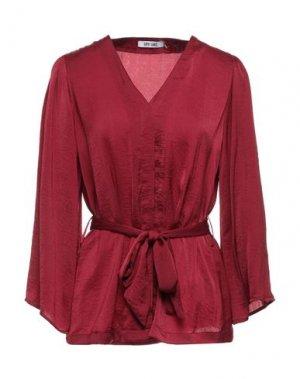 Pубашка DRY LAKE.. Цвет: красно-коричневый
