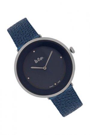 Наручные часы Lee cooper. Цвет: синий