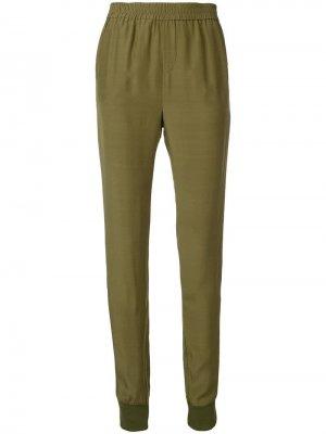 Эластичные брюки A.F.Vandevorst