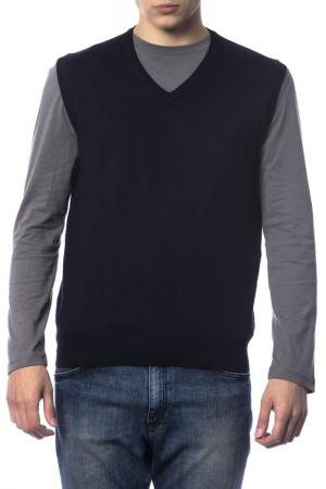 Vest Pierre Balmain. Цвет: dark blue