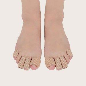 Протектор для вальгусной деформации пальца стопы опциональной обрезки SHEIN