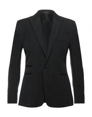 Пиджак STELLA McCARTNEY MEN. Цвет: черный