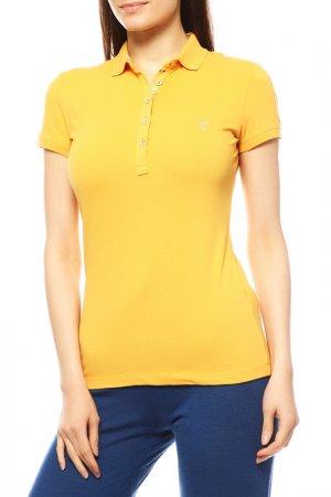 Поло U.S. Polo Assn.. Цвет: vr094 желтый