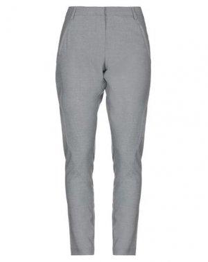 Повседневные брюки FIVEUNITS. Цвет: серый