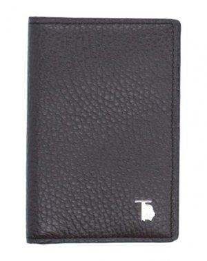 Чехол для документов TOD'S. Цвет: темно-коричневый