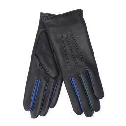 Перчатки JULIE/MULTI/W темно-синий AGNELLE