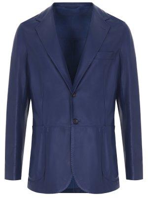 Пиджак кожаный ATTOLINI