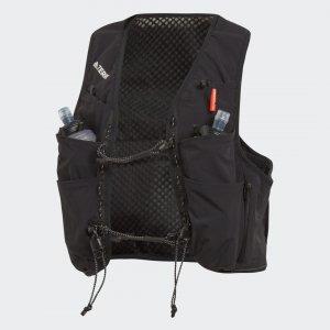 Жилет Terrex Agravic Speed adidas. Цвет: черный