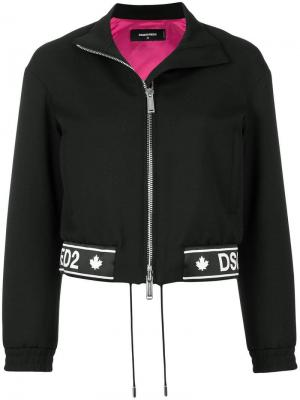 Куртка с логотипом Dsquared2