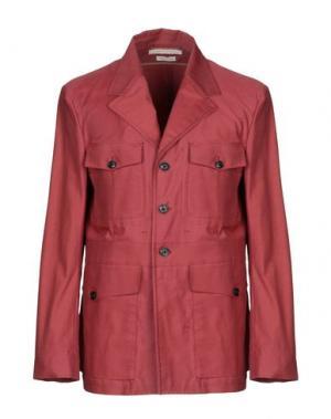 Пиджак MARC JACOBS. Цвет: кирпично-красный