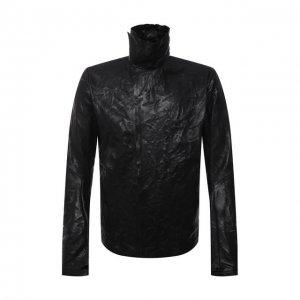 Кожаная куртка Isaac Sellam. Цвет: чёрный